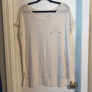 American Eagle Outfitters Tops - American Eagle soft jegging tee! Size medium